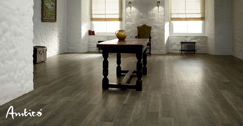 Amtico is simply the best Luxury Vinyl Tile (LVT) flooring in the world!
