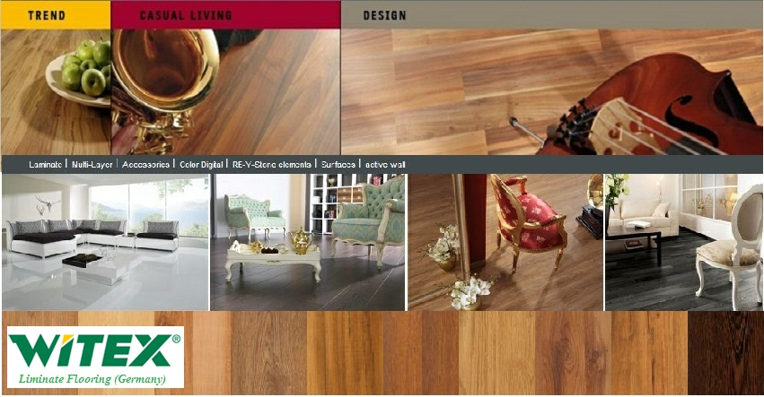 WITEX is one of the worlds leading brands of laminate flooring in Germany.