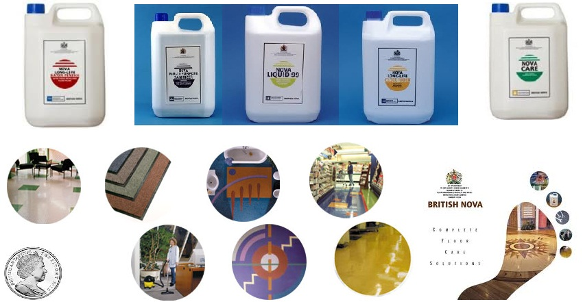 Leading international manufacturer of quality floor cleaning, disinfecting, deodorizing, polishing and maintenance products.